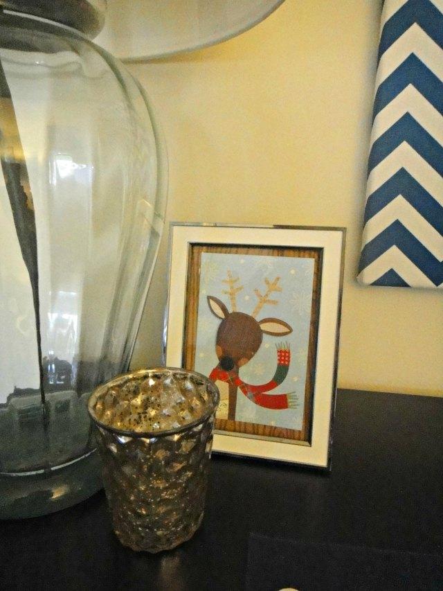 Christmas Corner - Desk Rudolph Frame