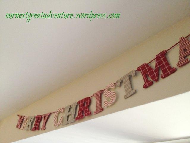Christmas House - Bulkhead Banner