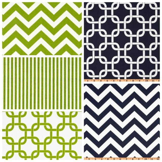Living Room Fabrics