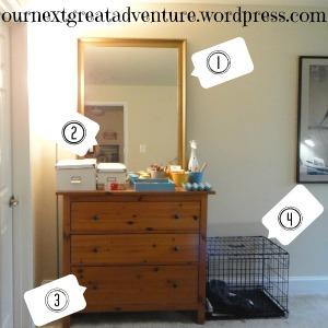 Master Bedroom Shuffle Dresser