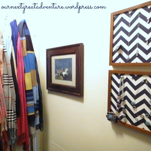 Closet - Scarves Art Jewelry