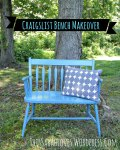 Craigslist Bench