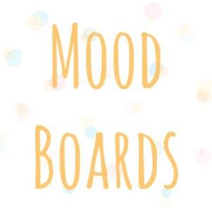 Mood Board Button
