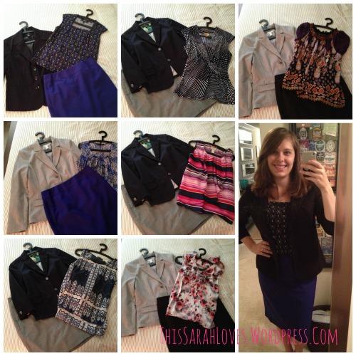 New Job - Clothes Shopping