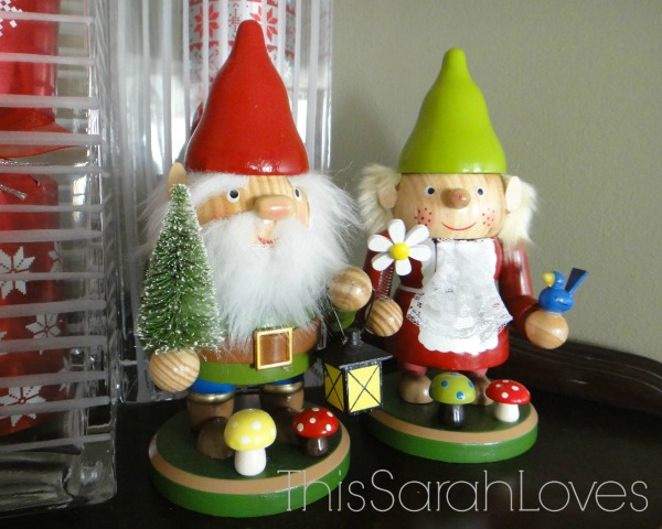 Christmas Nutcracker Gnomes - Christmas Dining Room