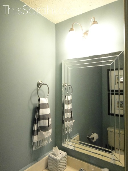 Powder Room - Phase 1 - Bright Lights