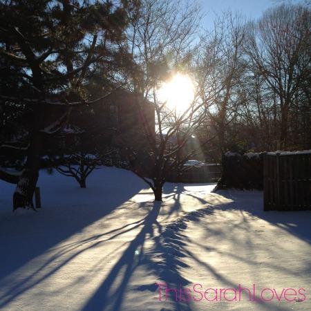 Sun Shine #thissarahloves