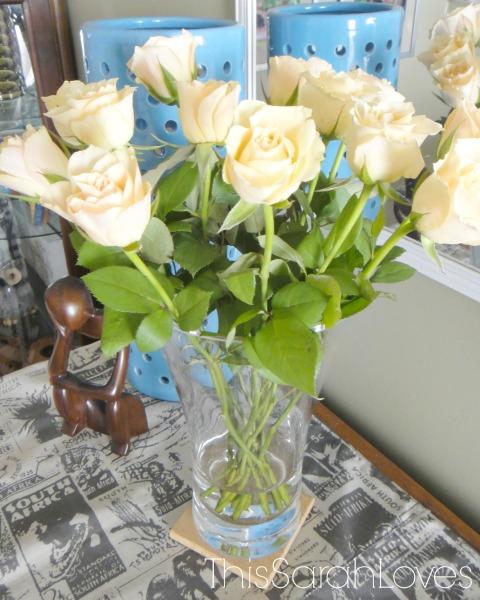 Roses #thissarahloves
