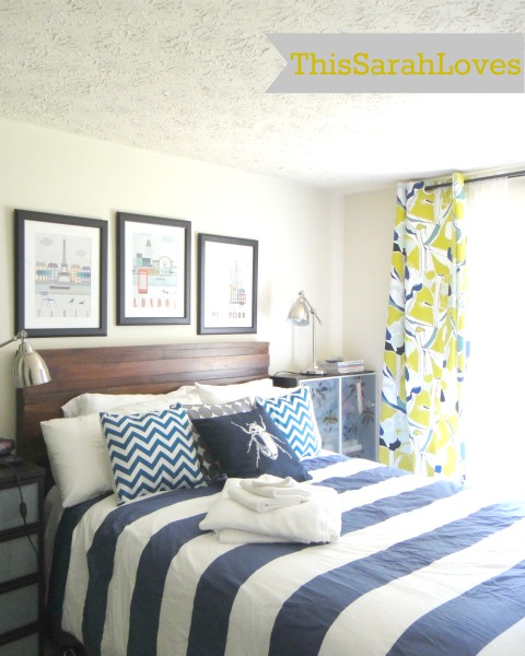 Guestroom - Ready for guests #thissarahloves