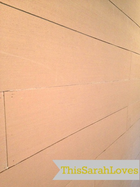 Planking - Basement Walls - Sneak Peek 1