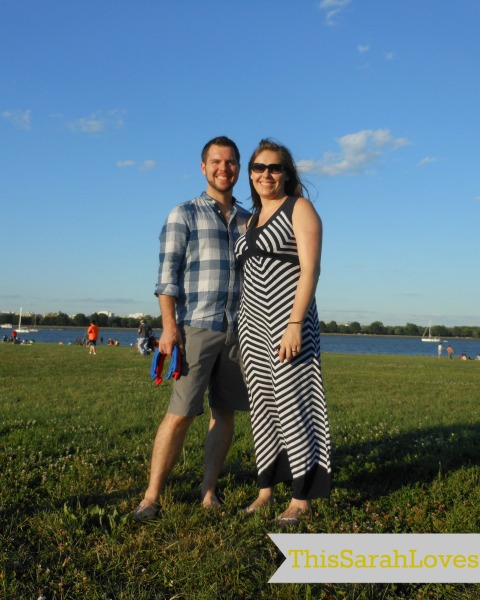 Independence Day 2014 at Gravelly Point