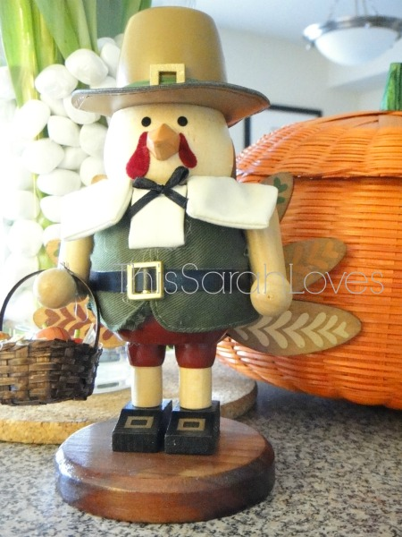 Turkey Nutcracker - Pilgrim