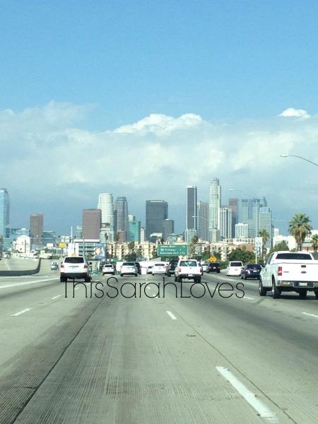 Weekend in LA - Downtown Views