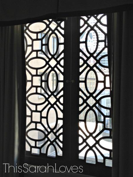 Weekend in LA - Our Hotel - Windows