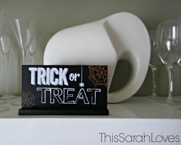 Halloween 2014 - Elephant Trick or Treat